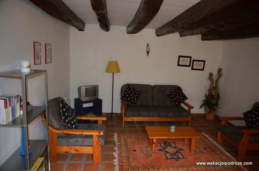 Casas Rurales Hermigua - salon