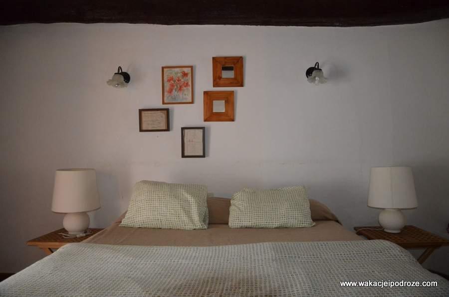 Casas Rurales Hermigua - sypialnia
