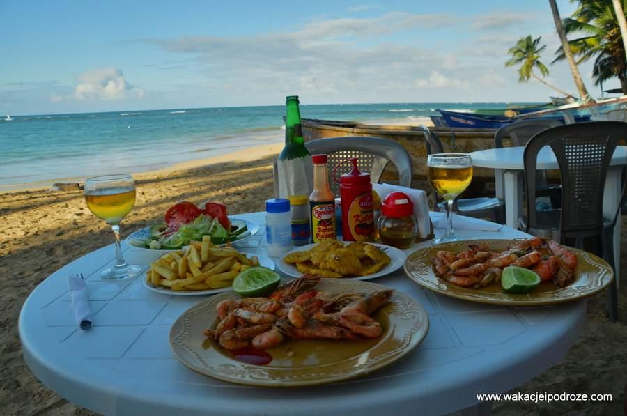 Ile kosztuje jedzenie na Dominikanie ?