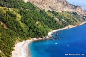 Zatoka Jaz - Czarnogóra