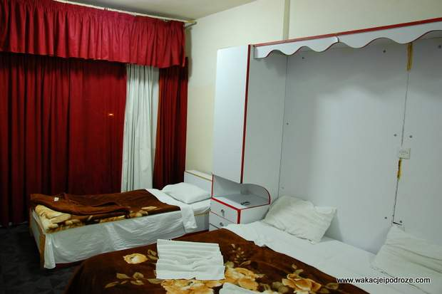 Hotel Amer w Aqabie