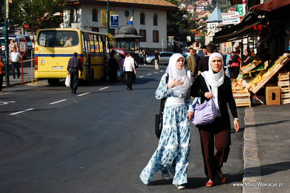 Sarajewo - Bascarscija