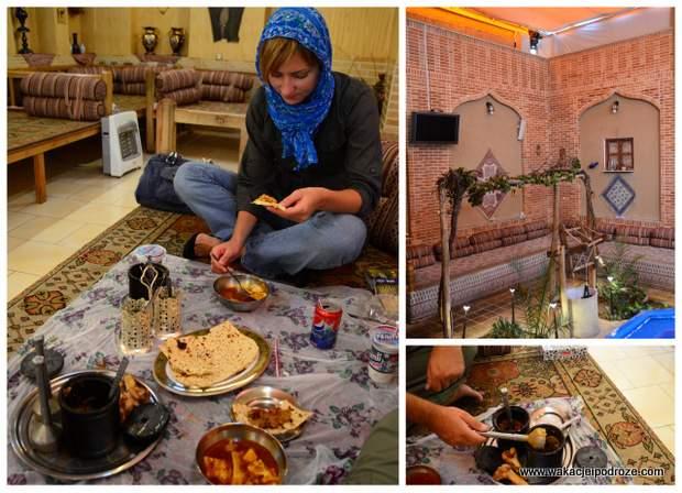 Polecane restauracje w Isfahanie