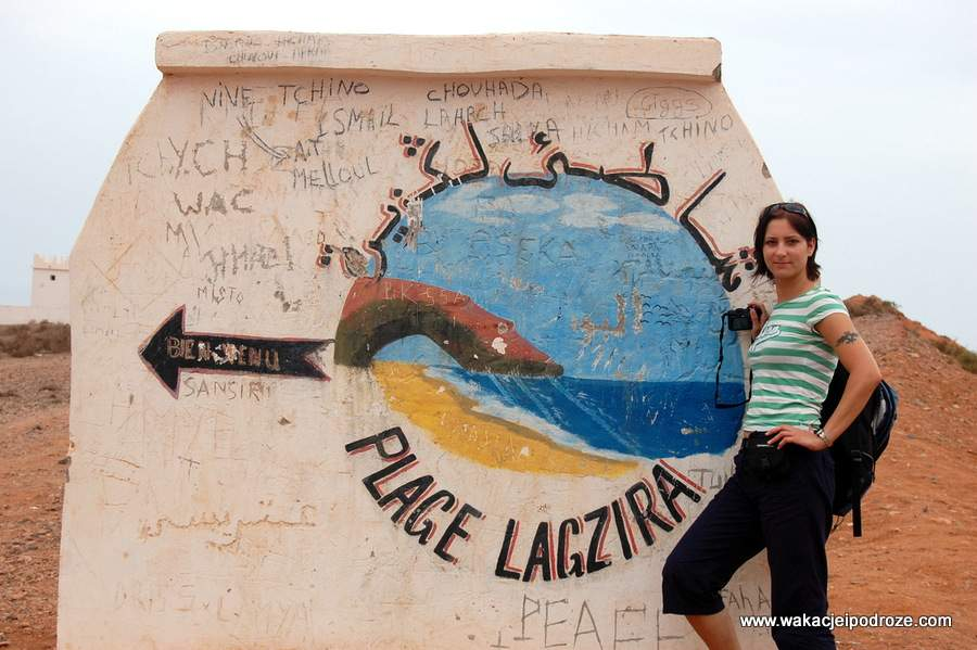 Legzira Beach dojazd
