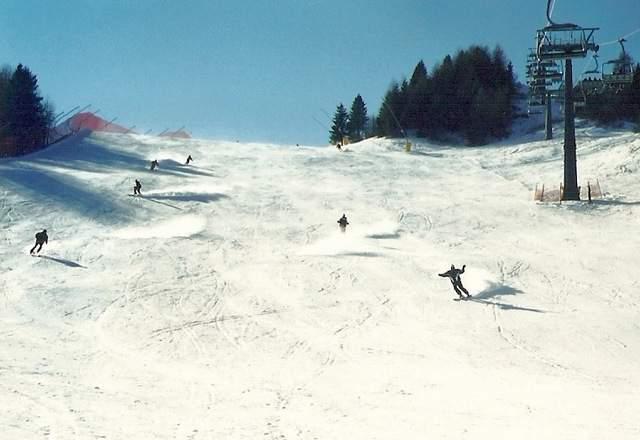 Arta Terme region narciarski