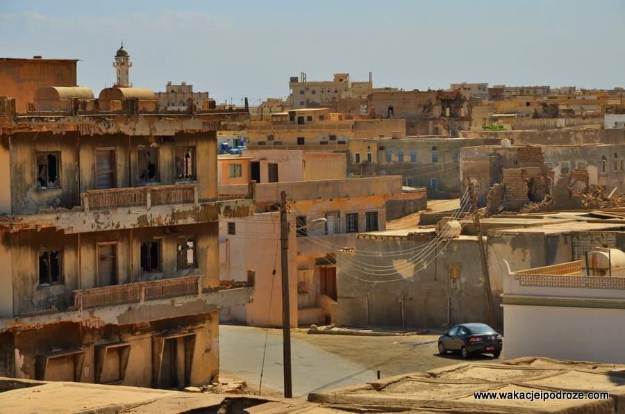 Mirbat stare miasto