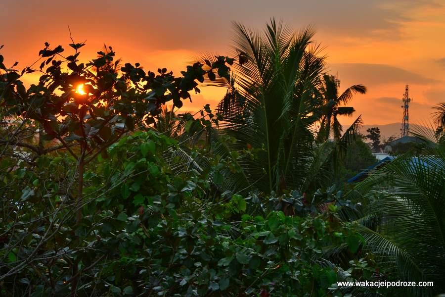 Kalibo-sunset