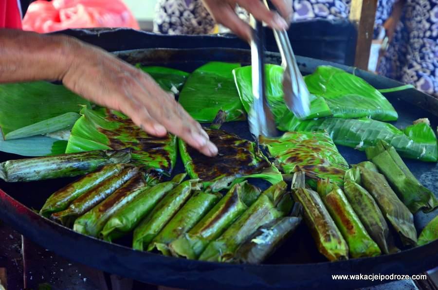 Smażone banany na Pangkor