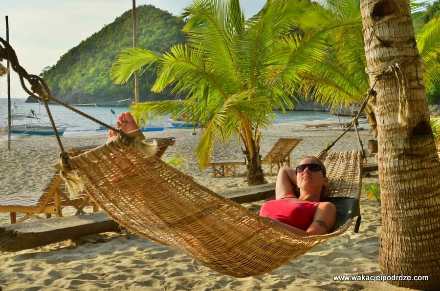 Filipiny najpiękniejsze plaże - Sugar Beach