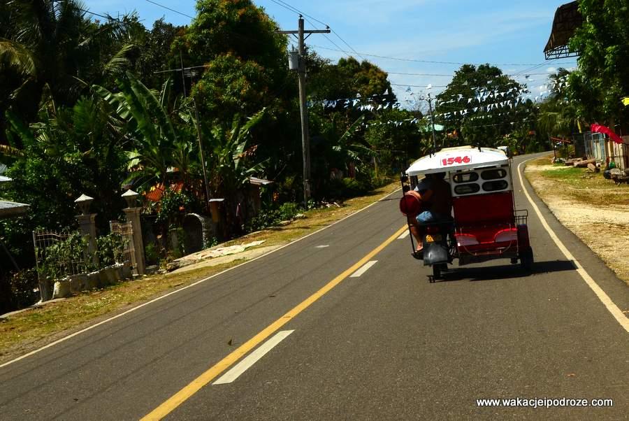 Siquijor + transport