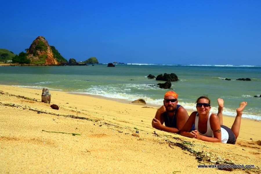 Plaże na Lomboku