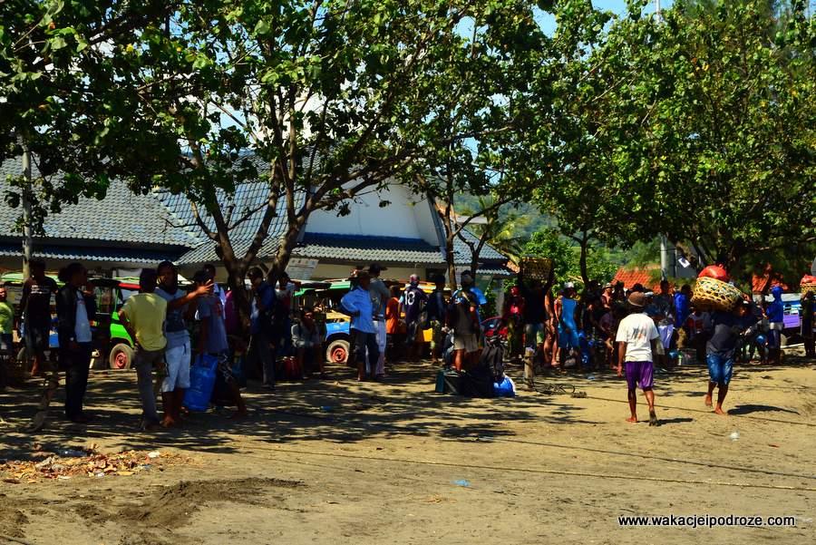 Bangsal - public boat to Gili