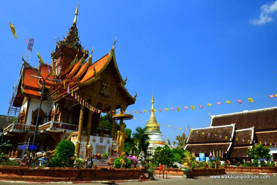 Chiang Mai w Tajlandii