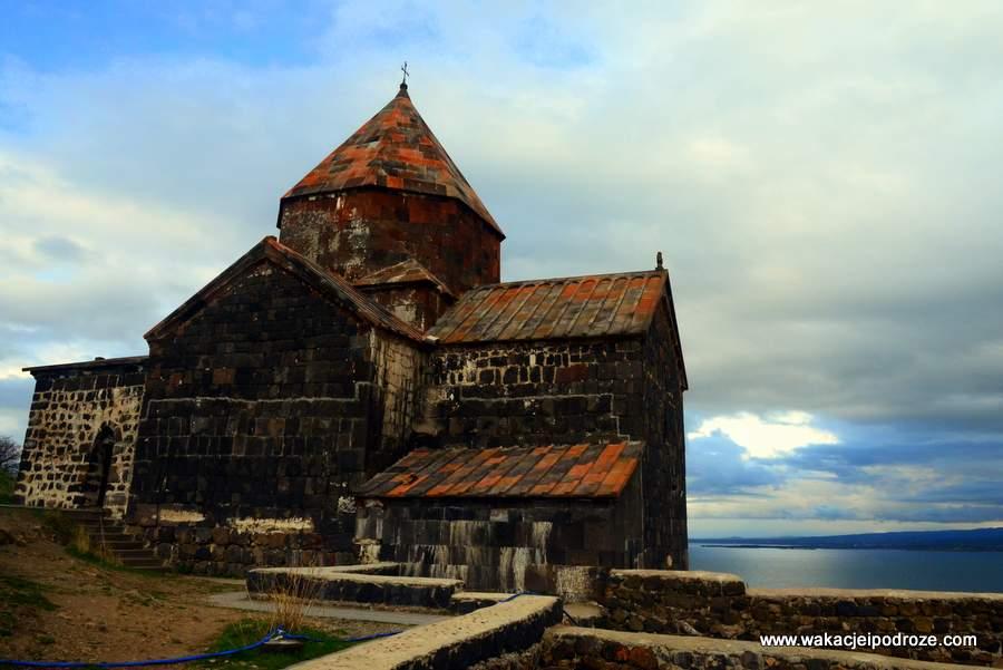 Wycieczki po Armenii - Sevanavank