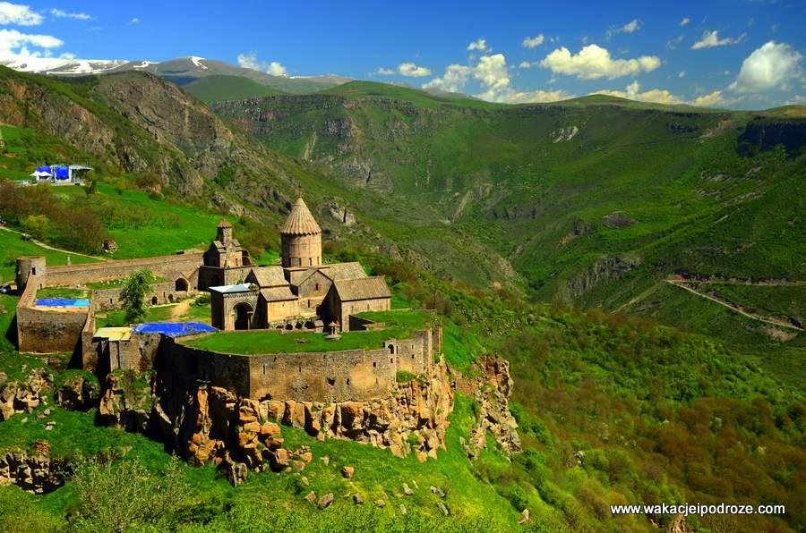 Co warto zobaczyć w Armenii - Tatew