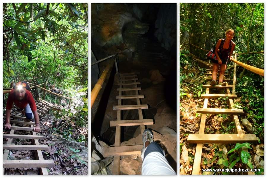 Jaskinie Vang Vieng
