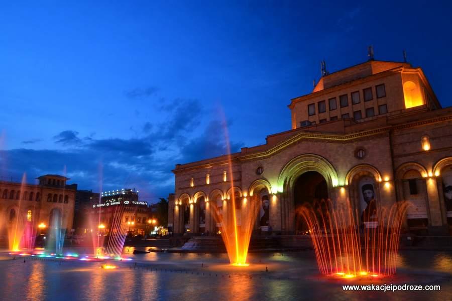 Erywań co warto zobaczyć w stolicy Armenii ?