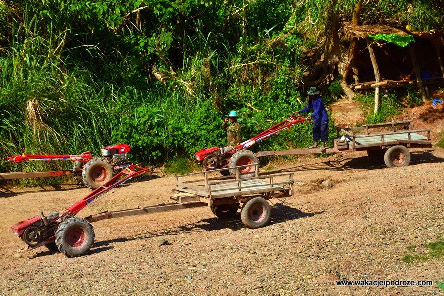 Laos transport