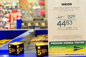 Nikon d5200 ceny w Hiszpanii