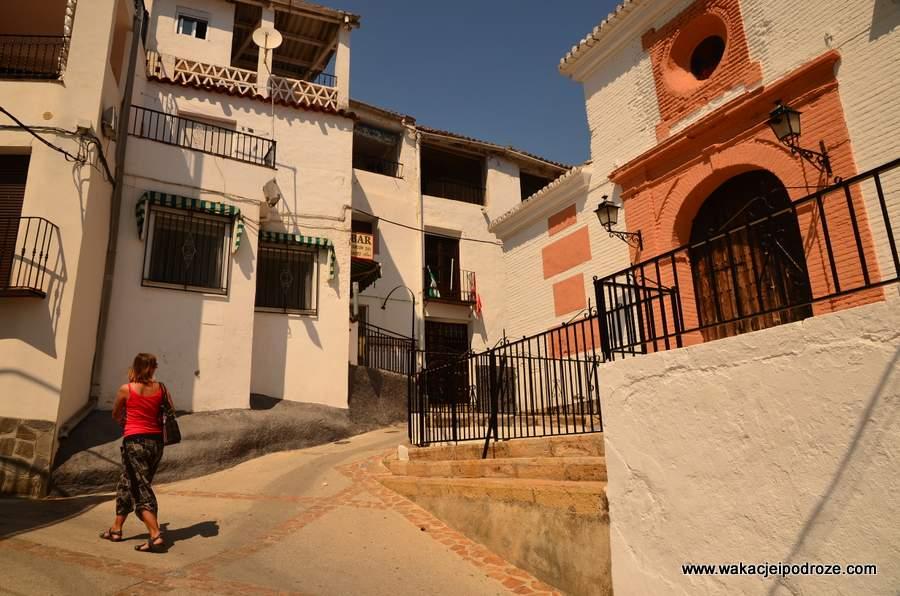 Sorvilan - co warto zobaczyć w Andaluzji
