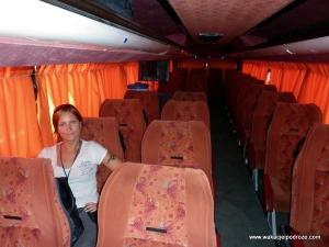 Autobus z Jordanii do Syrii