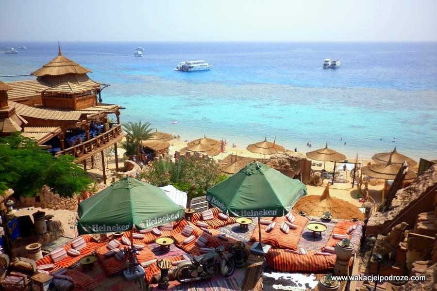 Egipt - Sharm el Sheikh - plaża