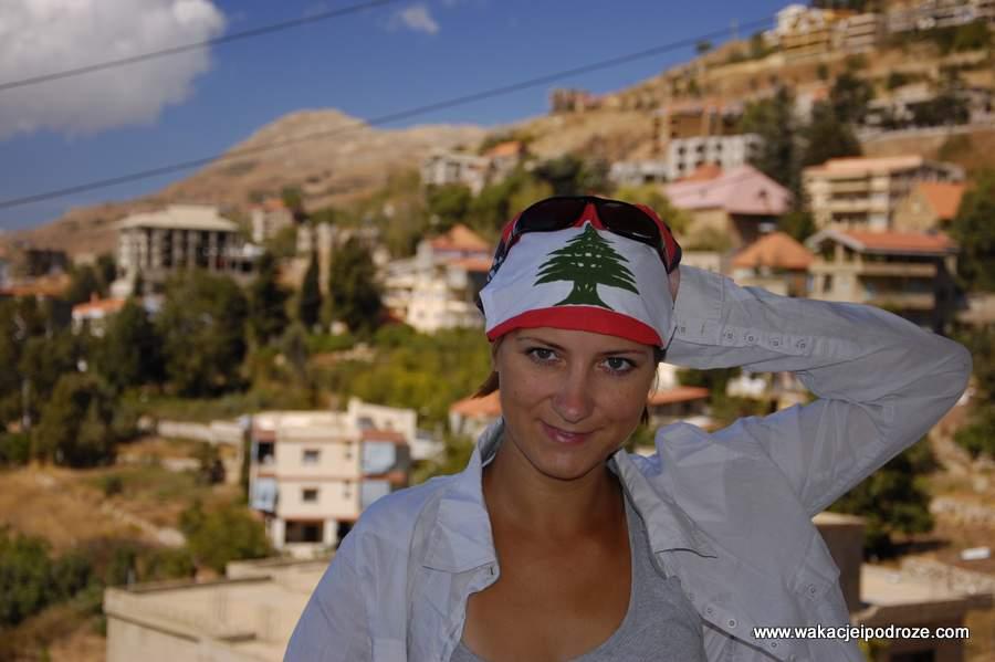 Libańskie cedry i dolina Kadisza