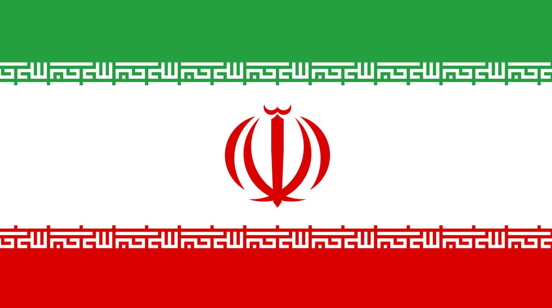 Iran flaga