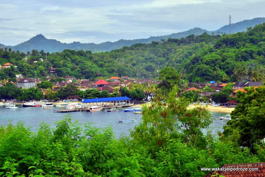 Hotele na Bali - Padang Bai