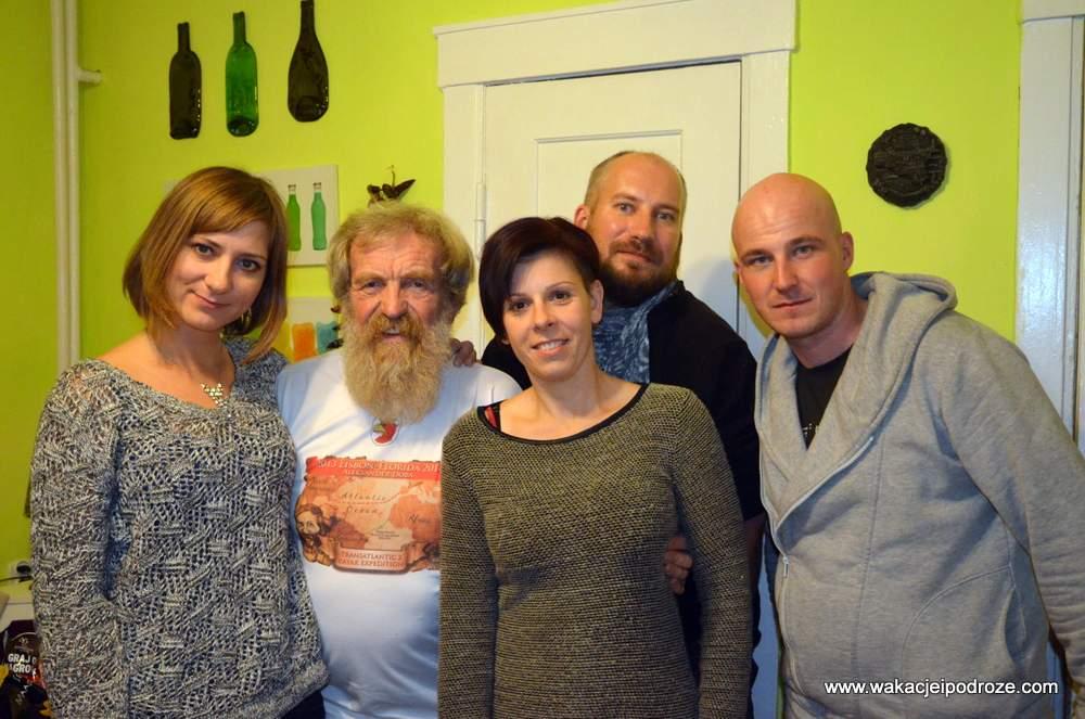 Aleksander Doba w Koszalinie