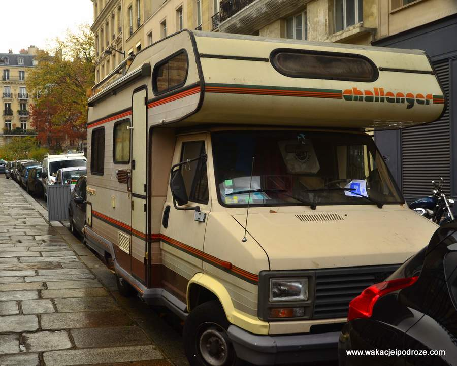 nocleg w centrum Paryża