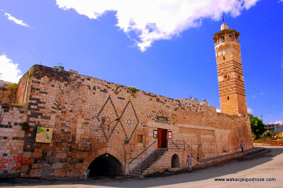 Hama - meczet Al Nouri