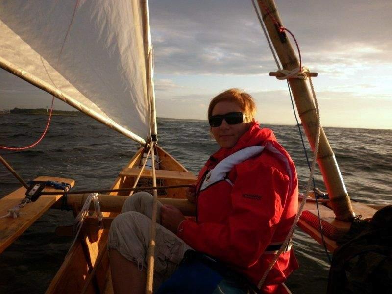 łodzie Proa - Tavau na Bałtyku