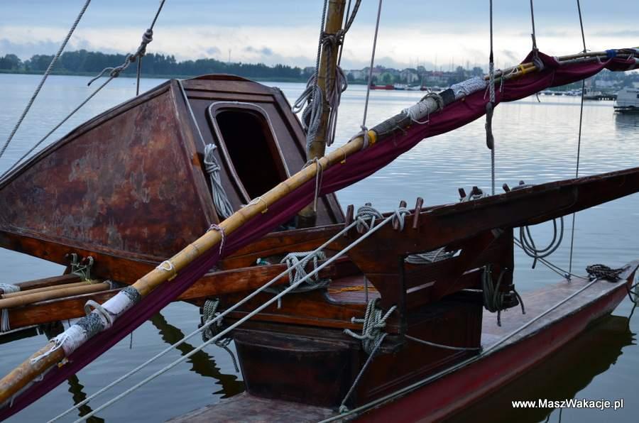Te Puke - łodzie Proa w Polsce