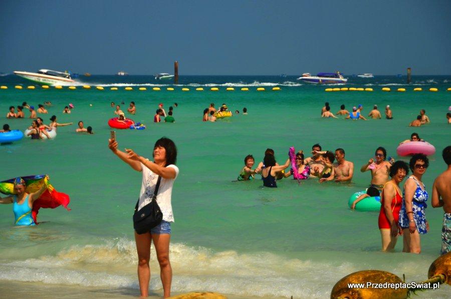 Plaże na Koh Larn